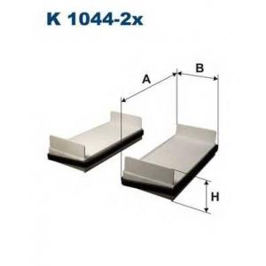 FILTRON K-1044-2x Фильтр воздушный