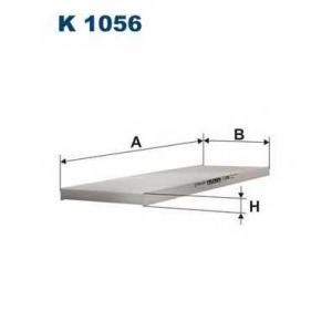 Фильтр, воздух во внутренном пространстве k1056 filtron - PEUGEOT BOXER автобус (230P) автобус 2.0 i