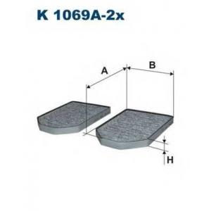 FILTRON K1069A2X Фильтр воздушный