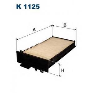 FILTRON K1125 Фильтр, воздух во внутренном пространстве