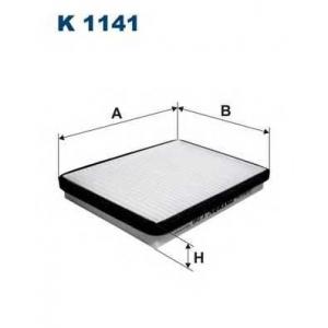 FILTRON K1141 Фильтр салона