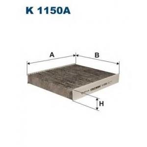 FILTRON K1150A Фильтр, воздух во внутренном пространстве