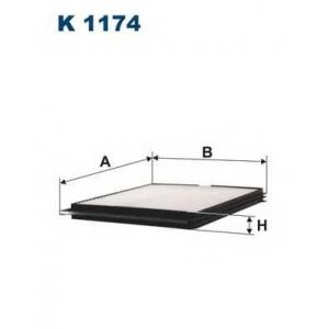 FILTRON K1174 Фильтр воздушный