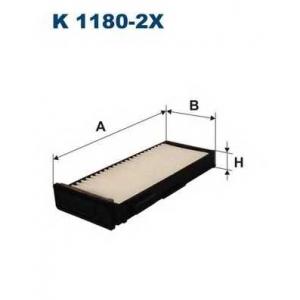 FILTRON K11802X Фильтр, воздух во внутренном пространстве
