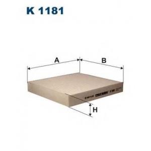 FILTRON K1181 Фільтр салону