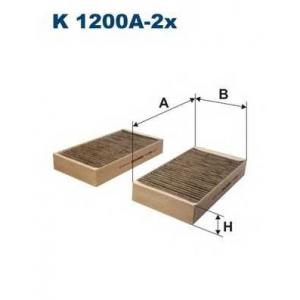 FILTRON K1200A2X Фильтр, воздух во внутренном пространстве
