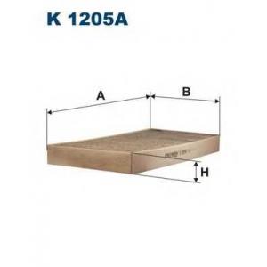 FILTRON K1205A Фильтр воздушный