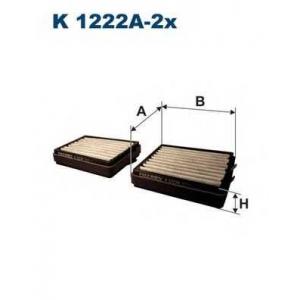 FILTRON K1222A2X Фильтр воздушный