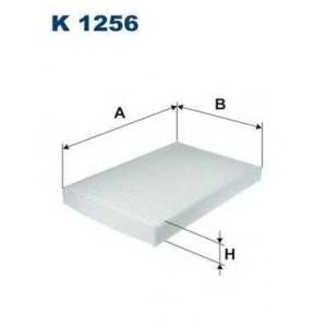 FILTRON K1256 Фильтр, воздух во внутренном пространстве