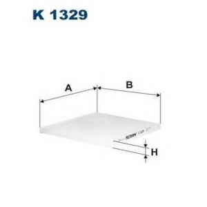 FILTRON K1329 Фильтр салона