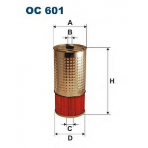 oc601 filtron