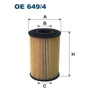 FILTRON OE 649/4 Масляный фильтр