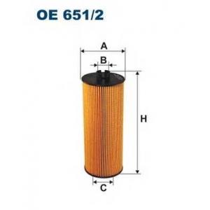 FILTRON OE6512 Масляный фильтр