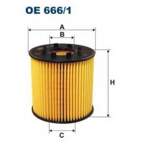 FILTRON OE6661 Фильтр масляный