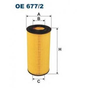 FILTRON OE6772 Фильтр масляный