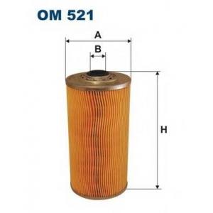 FILTRON OM 521 Маслянный фильтр BMW 324D,TD,524D