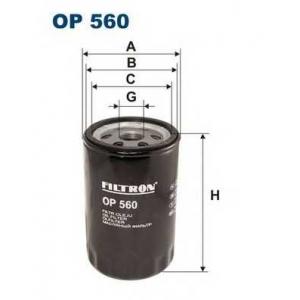 FILTRON OP560 Фильтр масляный
