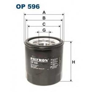 FILTRON OP596 Масляный фильтр