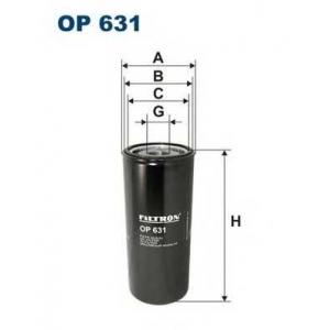 FILTRON OP631 Масляный фильтр