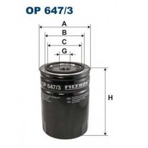 FILTRON OP6473 Фильтр масляный