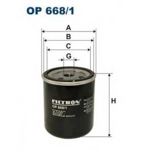 FILTRON OP6681