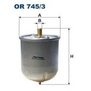 FILTRON OR7453 Фильтр масла
