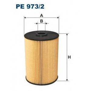 Топливный фильтр pe9732 filtron - VW CADDY III фургон (2KA, 2KH, 2CA, 2CH) фургон 1.9 TDI 4motion