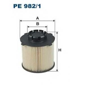 FILTRON PE9821 Двигатель/фильтры
