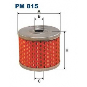 FILTRON PM 815 Фильтр топливный Master/Trafic Sofim Rapid F8M/F8Q ->96 h=51mm