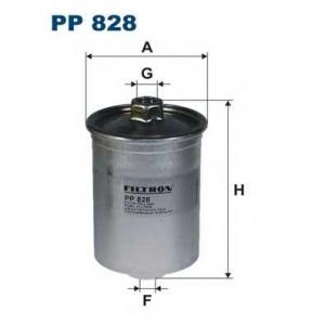 FILTRON PP828 Фильтр топливный
