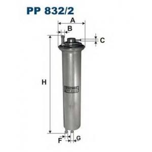 FILTRON PP8322 Топливный фильтр