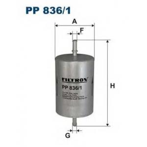 FILTRON PP 836/1 PP 836/1 Фільтр палива FILTRON (шт.)