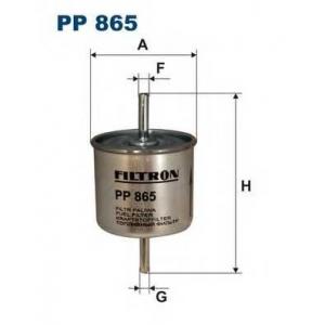 FILTRON PP 865 Топливный фильтр