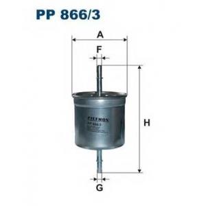 FILTRON PP8663 Топливный фильтр
