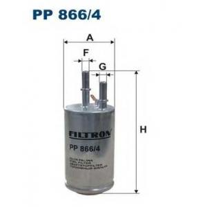 FILTRON PP8664 Топливный фильтр