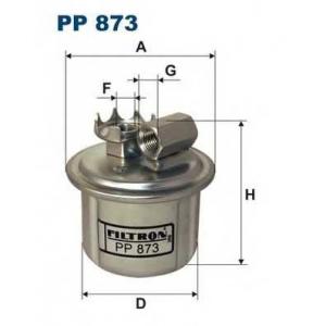 FILTRON PP873 Фильтр топливный