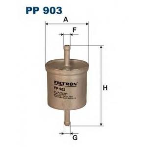 FILTRON PP903 Фильтр топливный (FILTRON)