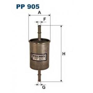 Топливный фильтр pp905 filtron - ROVER 800 (XS) седан 820 16V Turbo (RS)