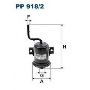 FILTRON PP9182 Фильтр топливный