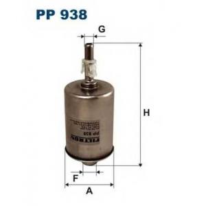 Топливный фильтр pp938 filtron - OPEL SINTRA вэн 2.2 i 16V
