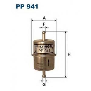 FILTRON PP941 Фильтр топливный