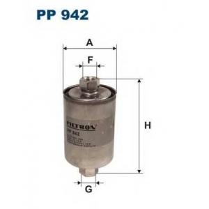 FILTRON PP942 Топливный фильтр