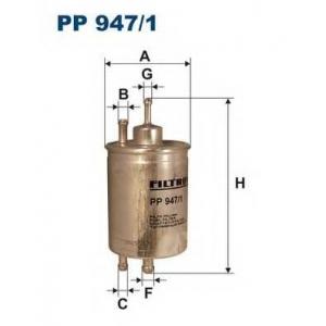 FILTRON PP 947/1 Фильтр топливный