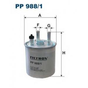 FILTRON PP988/1 Топливный фильтр