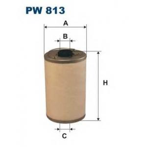 FILTRON PW813 Фильтр топлива Steyr 791/891/991/1391