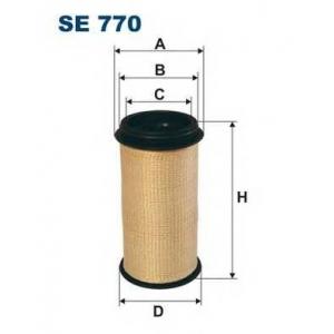 FILTRON SE770 Фильтр, система вентиляции картера