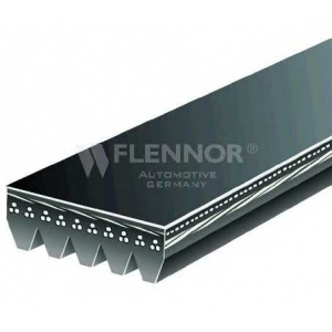 FLENNOR 5PK1590 Ремiнь клиновий 5PK#1590