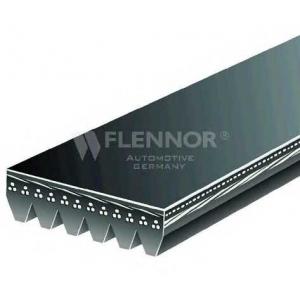 Поликлиновой ремень 6pk1320 flennor - OPEL AGILA (A) (H00) Наклонная задняя часть 1.3 CDTI