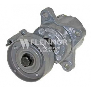 Натяжная планка, поликлиновой ремень fa20912 flennor - VW POLO (6N1) Наклонная задняя часть 75 1.6