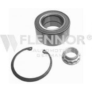 FLENNOR FR490936 Комплект подшипника ступицы колеса